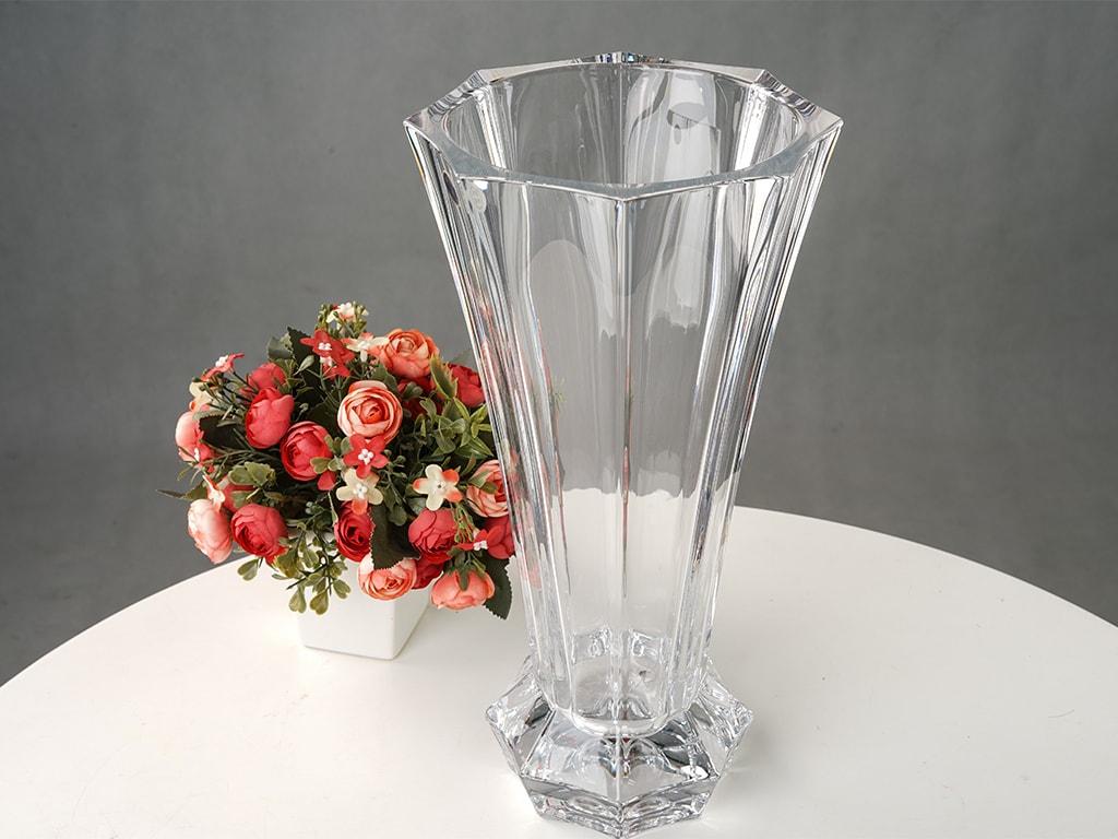 Lọ hoa trắng - C1303