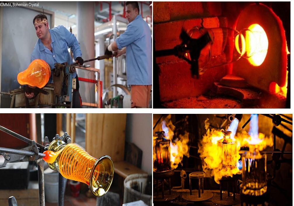 Dây chuyền sản xuất tại Tiệp Khắc