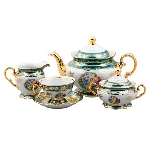 Bộ trà sứ cô tiên tiệp khắc