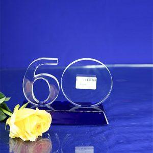 Biểu trưng sô 60 - G1.80