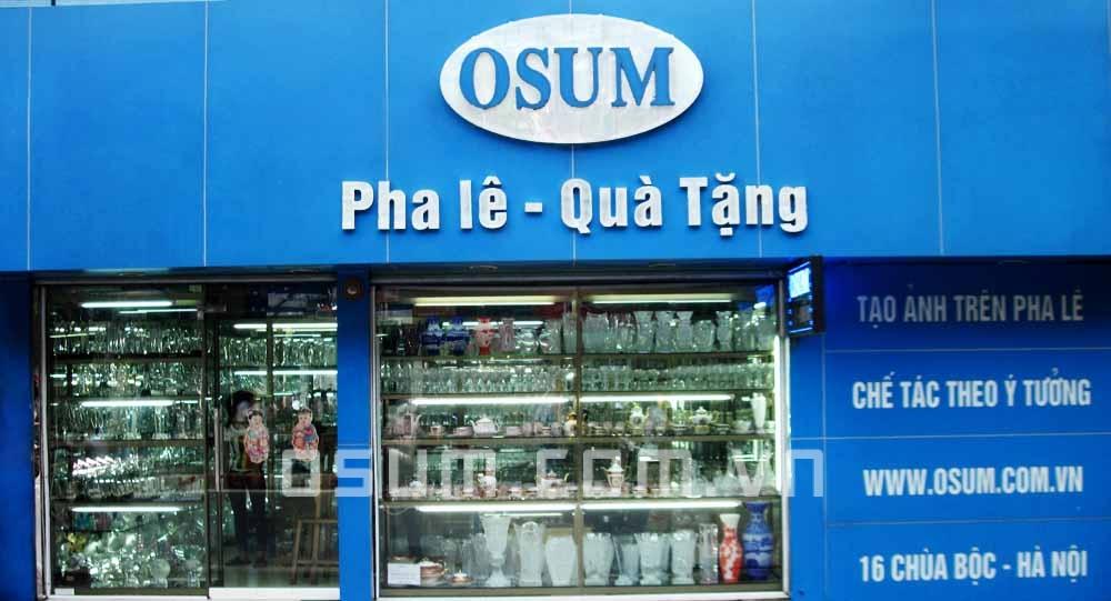 Hình ảnh chi nhánh OSUM tại 16 Chùa Bộc - Hà Nội