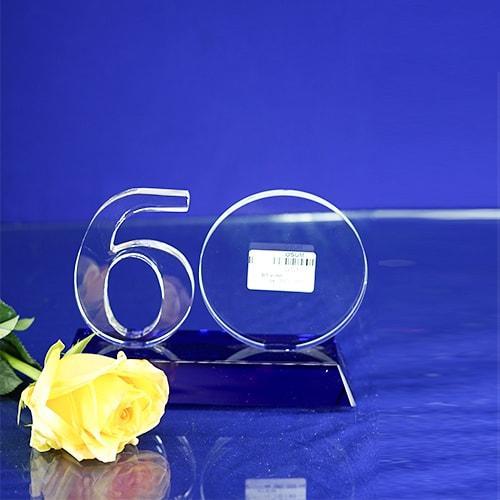 biểu trưng số 60 năm
